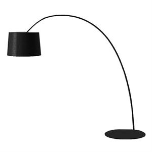 Foscarini Twiggy Bordlampe Sort