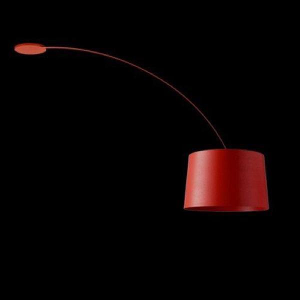 Foscarini Twiggy Loftlampe Rød