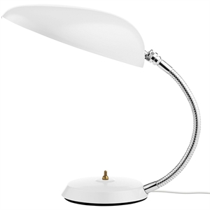 GUBI Grossman Collection Cobra Bordlampe Hvid