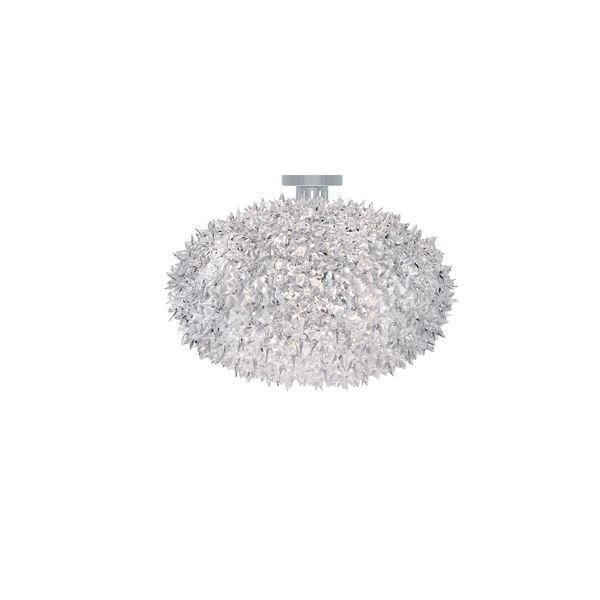 Billede af Kartell Bloom Loftlampe C1 Krystal
