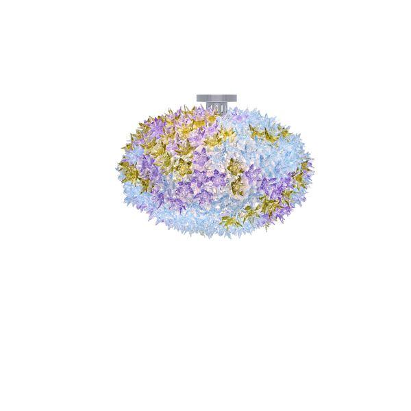 Kartell Bloom Loftlampe C1 Lavendel