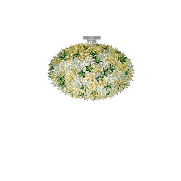 Billede af Kartell Bloom Loftlampe C1 Mint