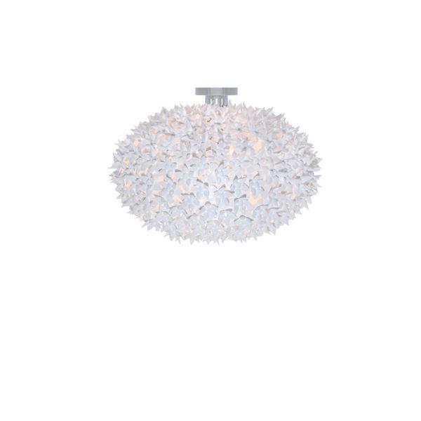Billede af Kartell Bloom Loftlampe C1 Hvid