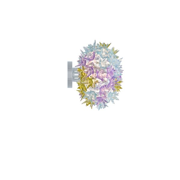 Kartell Bloom Væglampe CW2 Lavendel
