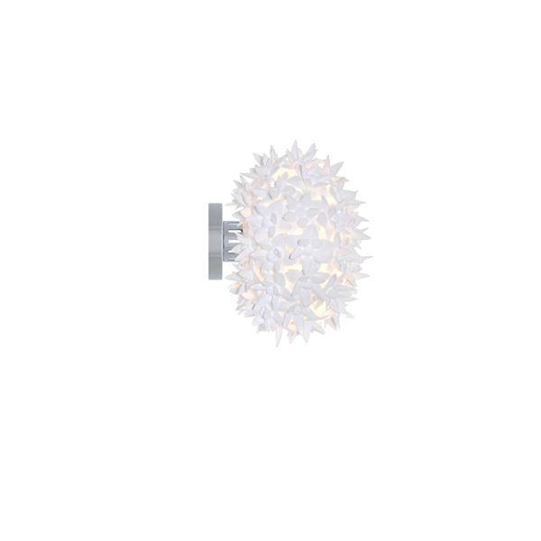 Kartell Bloom Væglampe CW2 Hvid
