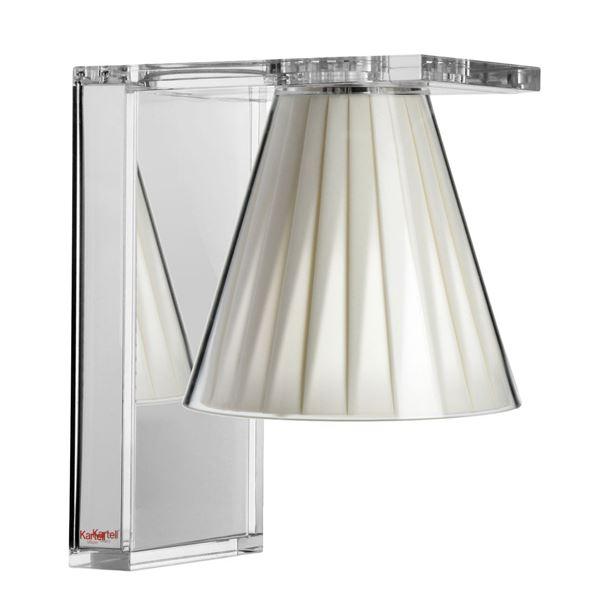 Kartell Light-Air Væglampe Beige