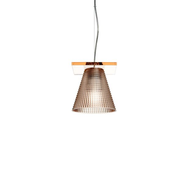 Kartell Light-Air Pendel Sculpted Amber