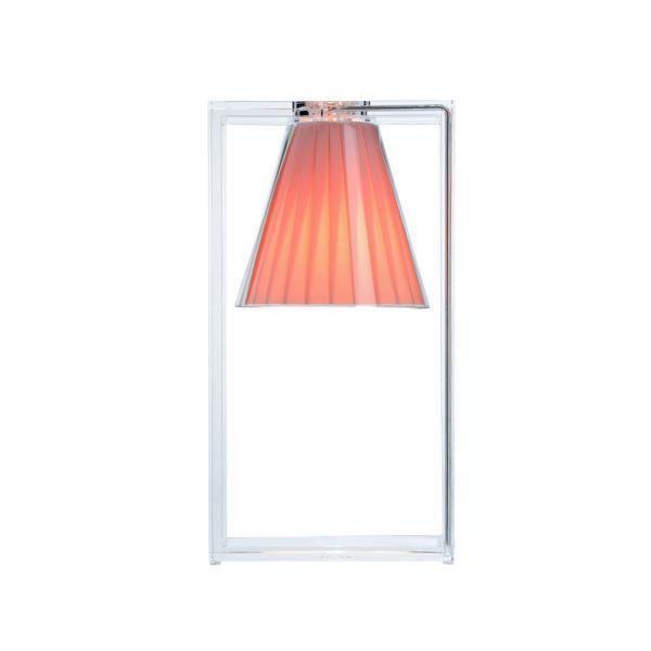 Kartell Light-Air Bordlampe Pink