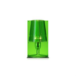 Kartell Take Bordlampe Grøn