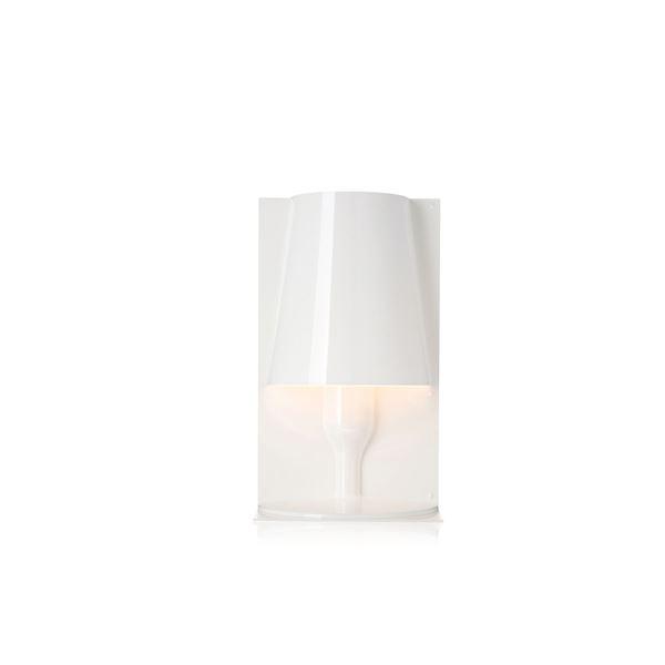Kartell Take Bordlampe Hvid