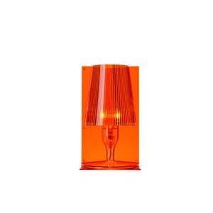 Kartell Take Bordlampe Orange