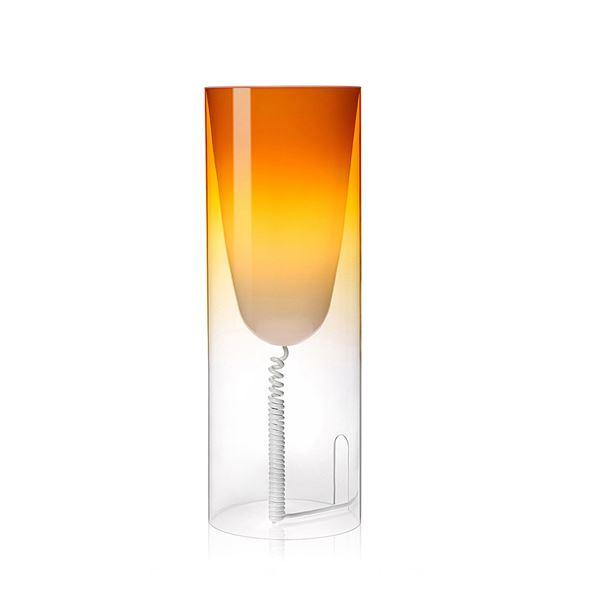 Billede af Kartell Toobe Bordlampe Orange