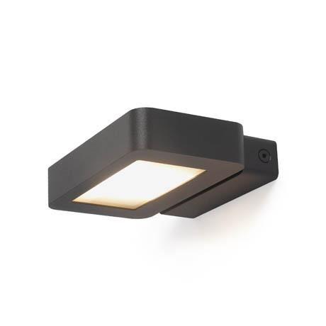Trizo 21 MIN-IM Væglampe Sort