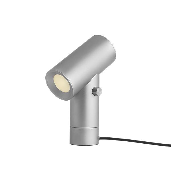 Muuto Beam Bordlampe Aluminium