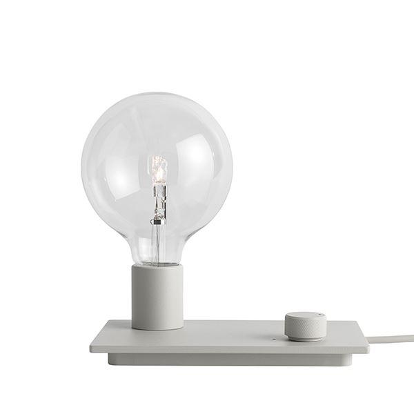 Billede af Muuto Control Bordlampe Grå