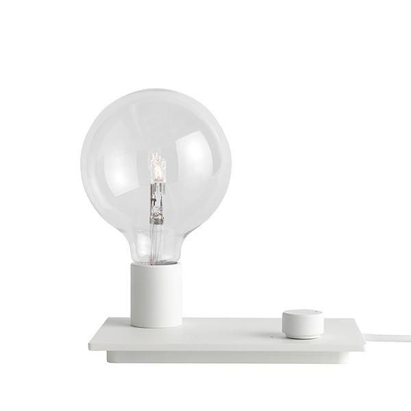 Billede af Muuto Control Bordlampe Hvid