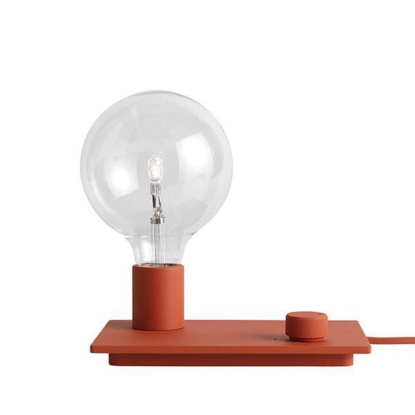 Billede af Muuto Control Bordlampe Rød