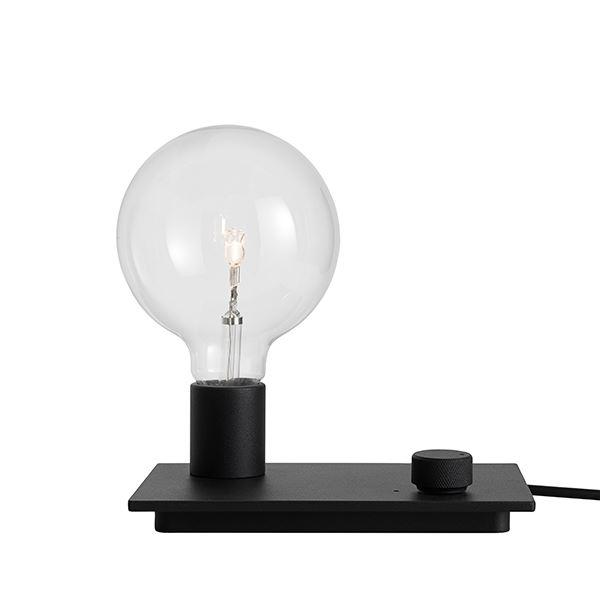 Billede af Muuto Control Bordlampe Sort