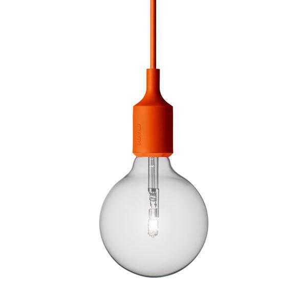 Muuto E27 Pendel Orange