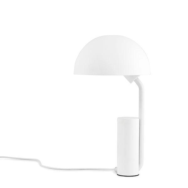 Normann Copenhagen CAP Bordlampe Hvid