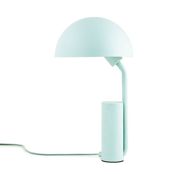 Normann Copenhagen CAP Bordlampe Misty Blue