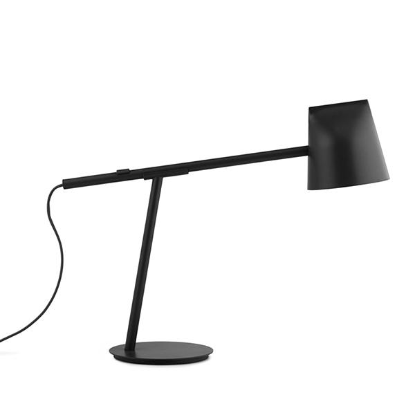 Normann Copenhagen Momento Bordlampe Sort