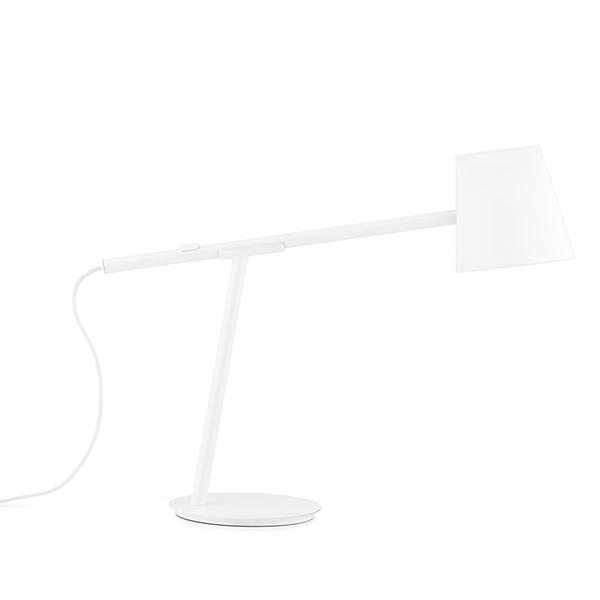 Normann Copenhagen Momento Bordlampe Hvid