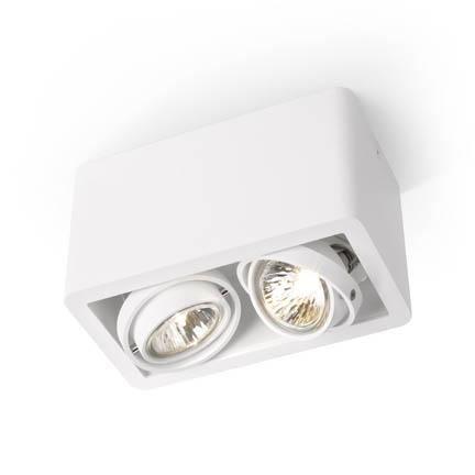Trizo 21 R52 UP Spot- & Loftslampe Hvid