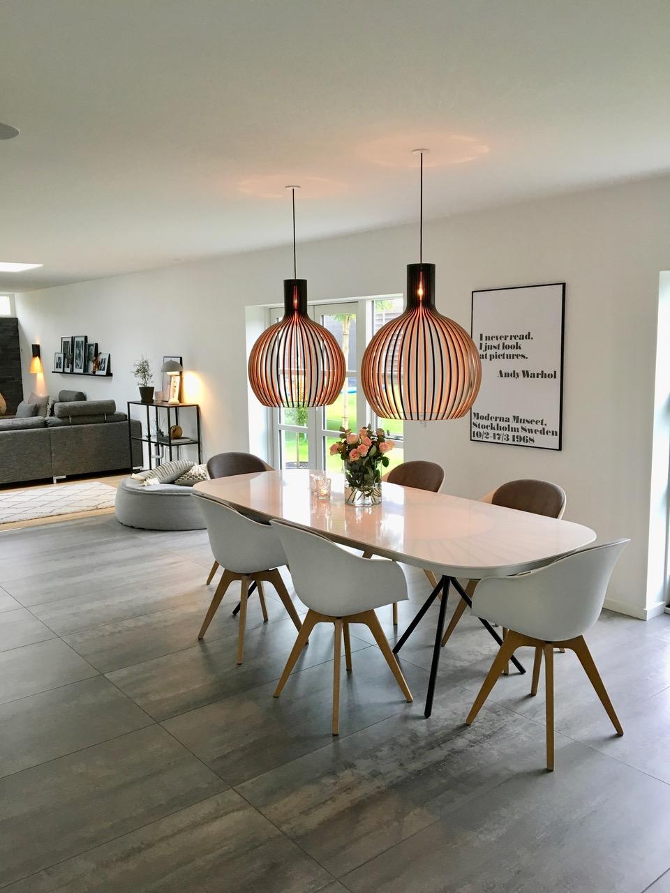 Opdateret Lampeguide: 7 Lamper Over Spisebordet - Køb her! FB78