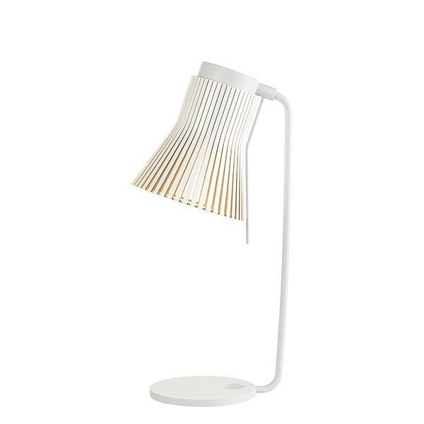 Secto Petite 4620 Bordlampe Hvid