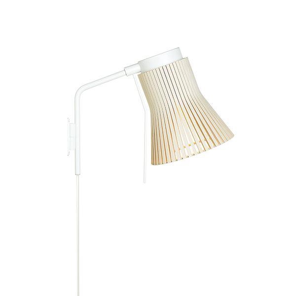 Secto Petite 4630 Væglampe Birk