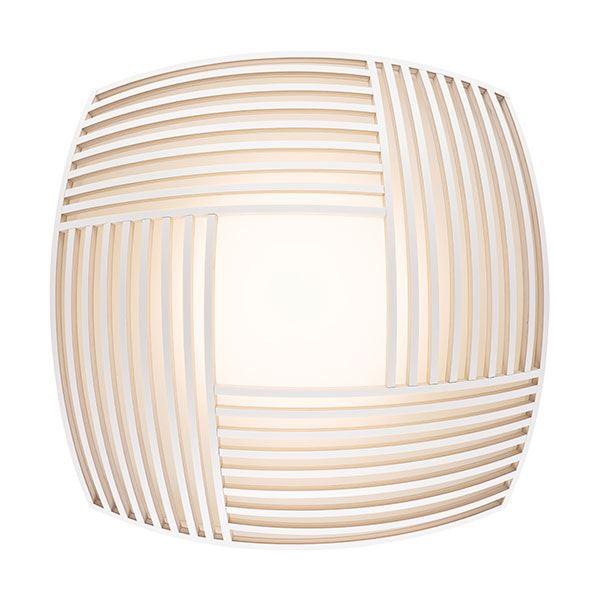 Secto Kuulto 9100 Væg/Loftlampe Hvid