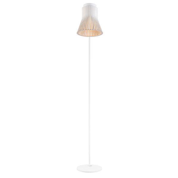 Secto Petite 4610 Gulvlampe Hvid