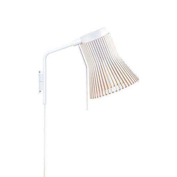 Secto Petite 4630 Væglampe Hvid