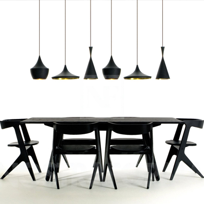 Tom Dixon Beat serien