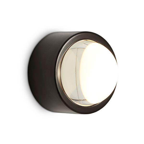 Tom Dixon Spot Round Væglampe Sort