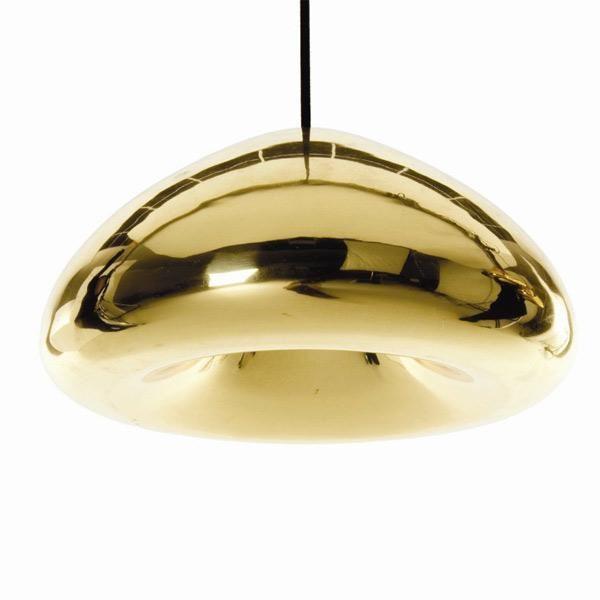 Tom Dixon Void Light Pendel Messing