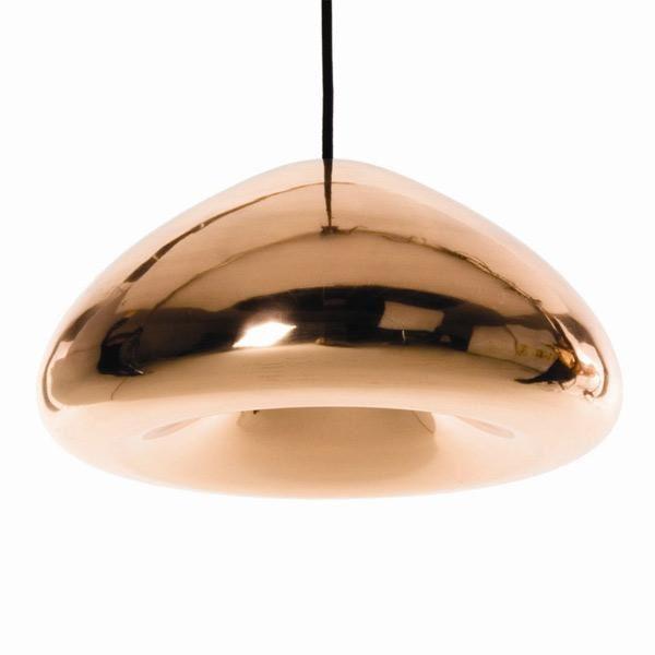 Tom Dixon Void Light Pendel Kobber