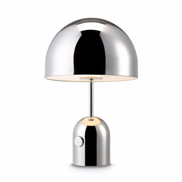 Tom Dixon Bell  Bordlampe Krom