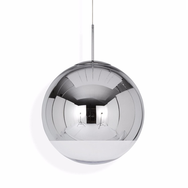 Tom Dixon Mirror Ball Pendel Stor fra Tom Dixon