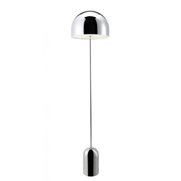 Tom Dixon Bell Chrome Gulvlampe