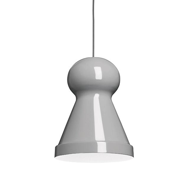 Billede af WATT A LAMP PLAY Pendel Stor Lysegrå