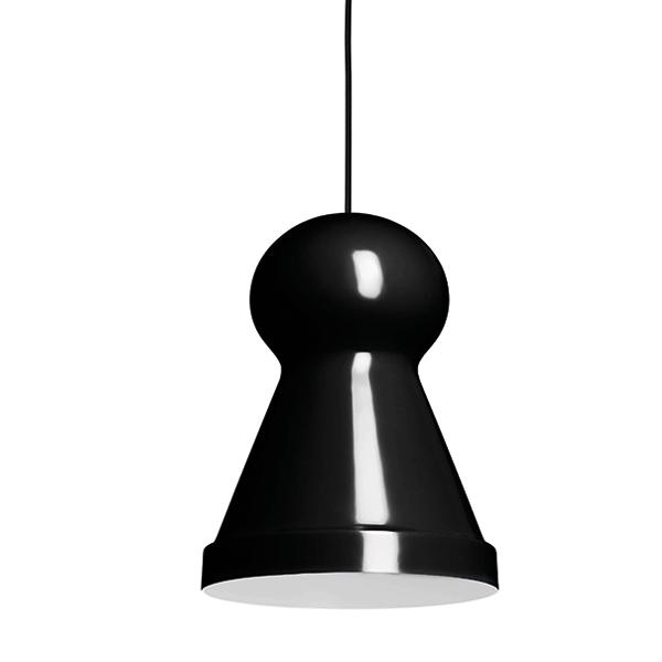 WATT A LAMP PLAY Pendel Stor Sort