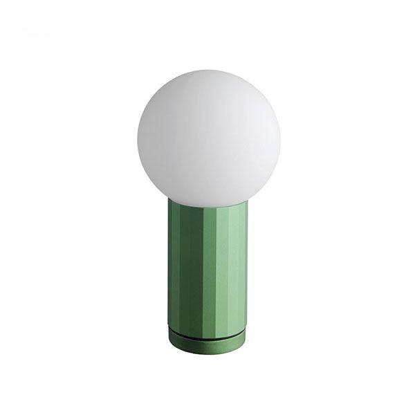 HAY Turn On Bordlampe Grøn
