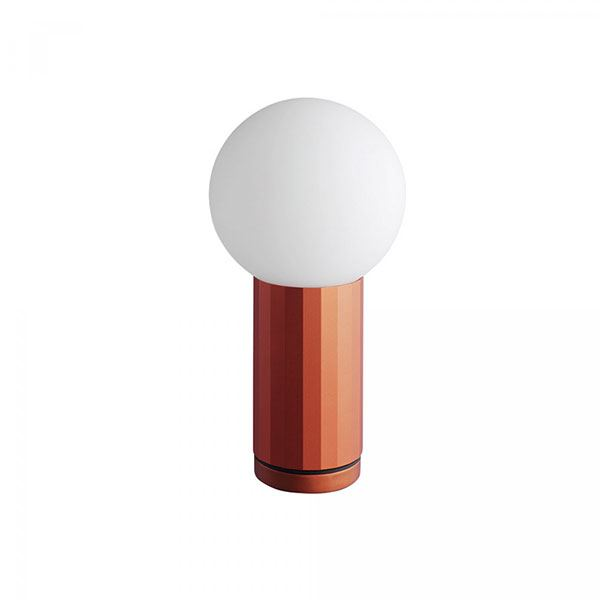 HAY Turn On Bordlampe Orange