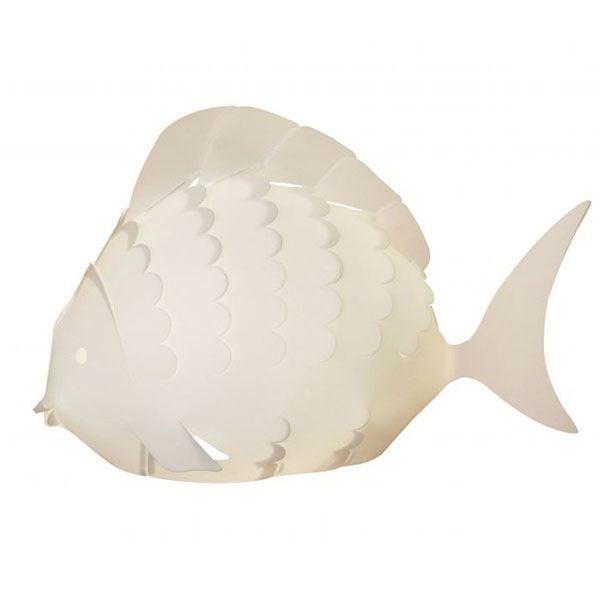 Zoolight Sunny Fisk Børne Væglampe