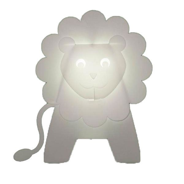 Zoolight Sunny Løve Børne Væglampe