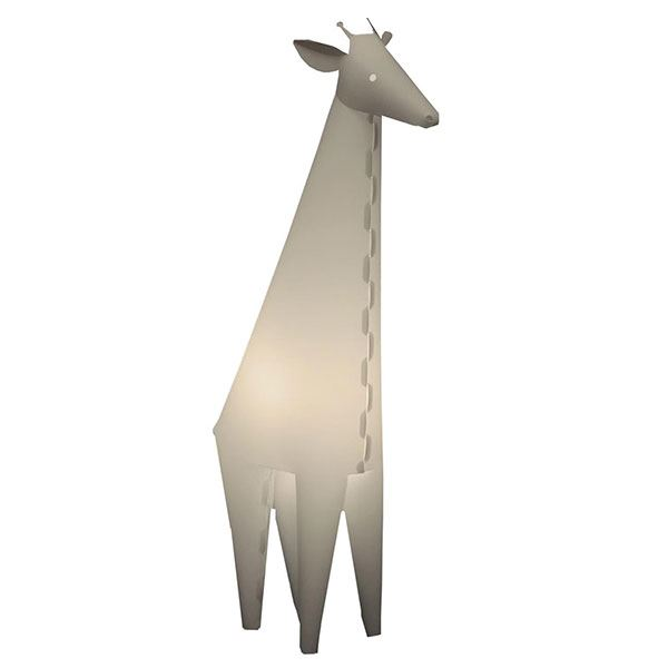 Zoolight Giraf Børne Bordlampe