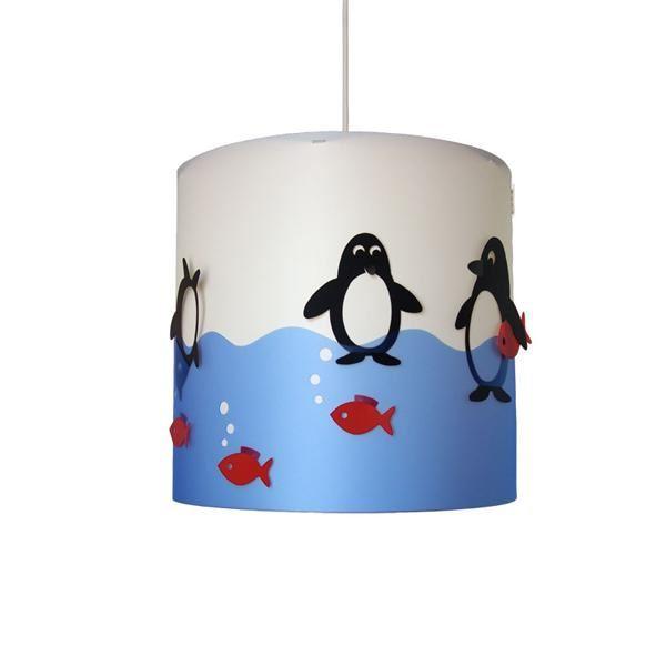 Happylight Pingvin Børne Pendel Stor